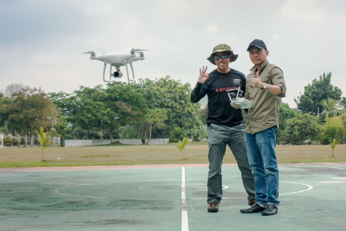 Drone Pilot Training Course by WolFang Digital