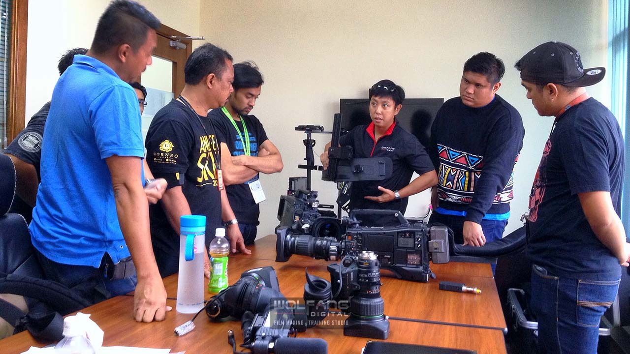 Baron Abas is an experienced Certified Steadicam Operator and trainer