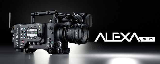 From Munich, Germany comes the Arri Alexa digital camera system