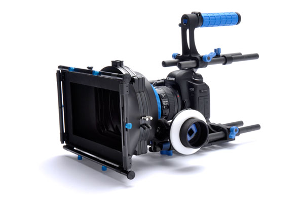 Full HD Film Making: The Canon 5D Mark II in the Cinema Bundle from RedRock Micro