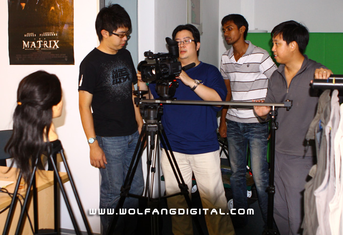 Learn how to shoot videos from professional videographers