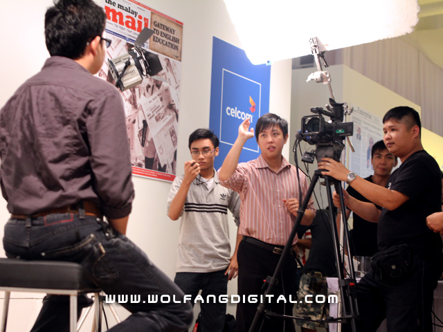 Our Videography Course teaches you all you need to know to produce professional quality videos