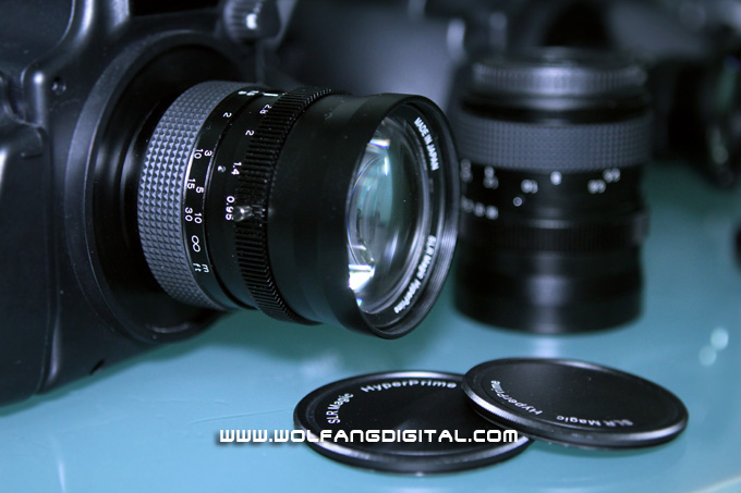 50mm Noktor Hyperprime. The Noktor Hyperprime is the fastest lens designed for Micro Four Thirds and E-mount cameras.