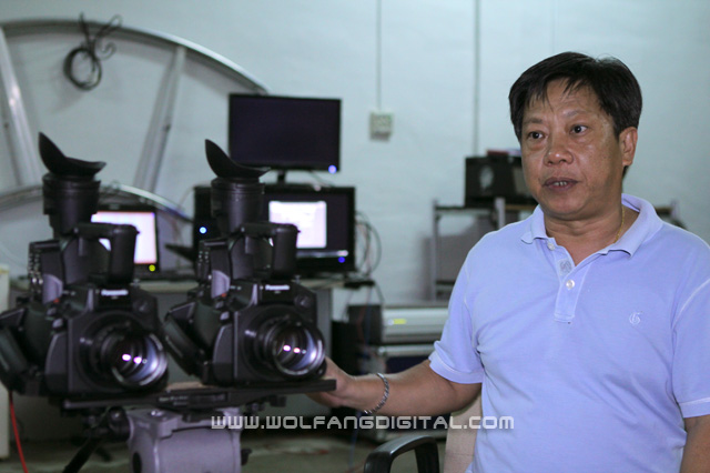 David Foo is a successful Director Of Photography who designs and manufactures film making accessories.