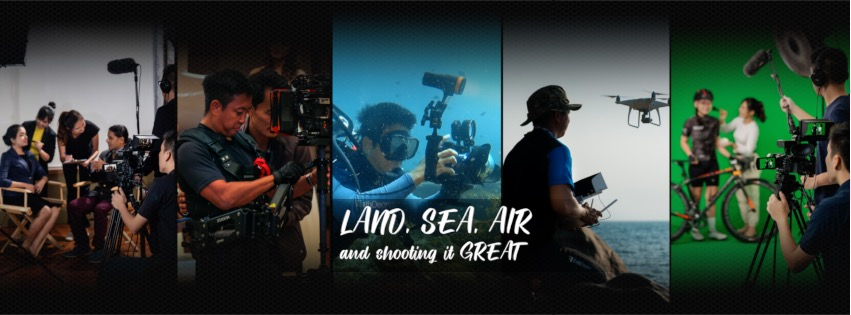 WolFang Digital- filmmaking & photography services on land, sea & air
