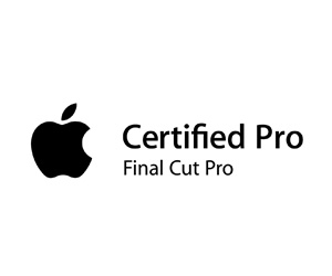 Learn Final Cut Pro X video editing from an Apple Certified Pro.