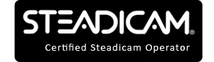 Certified Steadicam Operator available