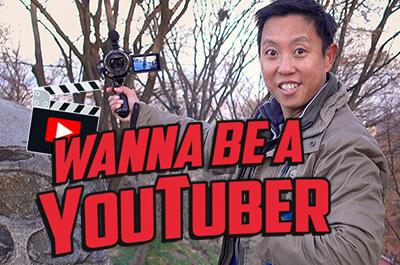 Vlogger YouTuber Workshop